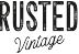 Rusted Vintage Logo
